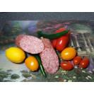 """Колбаса полусухая """"Бельгийская"""" сырокопченая (вес одного батона около 330 гр.) вакуум, """"Сытый смолянин"""", Смоленск, 1 кг"""