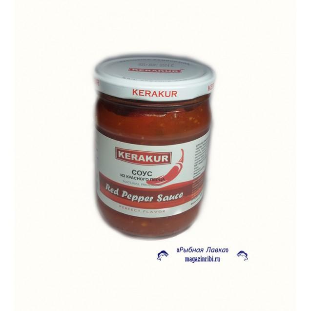 Соус из красного перца (KERAKUR), Армения, 480 гр.