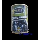 Маслины отборные без косточки (M.R.S.), Банка с ключем, Испания, 280 гр.