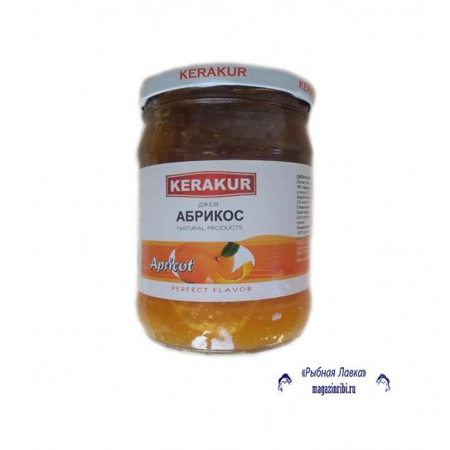 Джем из абрикосов с косточкой (KERAKUR), Армения, 600 гр.