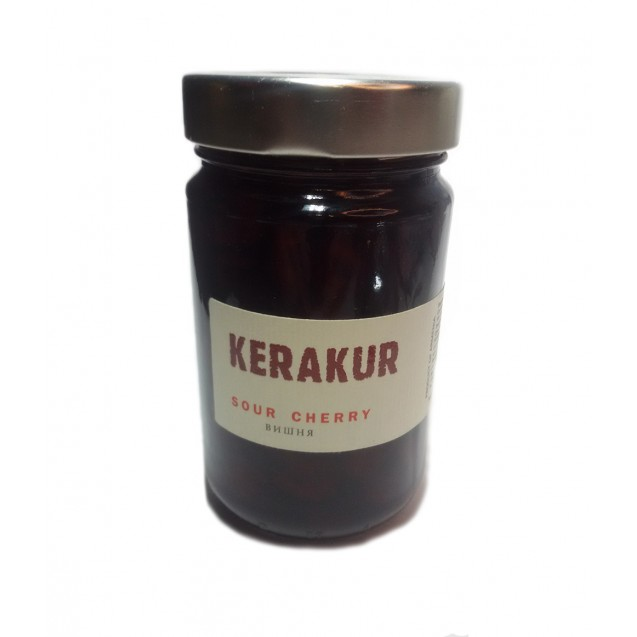Варенье из вишни (KERAKUR), Армения, 380 гр.