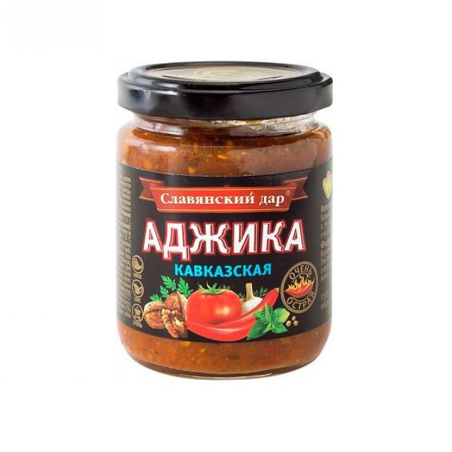 Аджика КАВКАЗКАЯ (Славянский Дар), Россия, 170 гр.