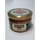 Икра деликатесная мойвы с копченым лососем (Санта Бремор) без консервантов, Беларусь, 180 гр