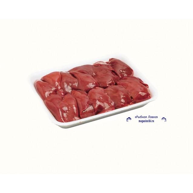 Печень куриная, замороженная (Акашево), лоток, И/Вес 0,5кг