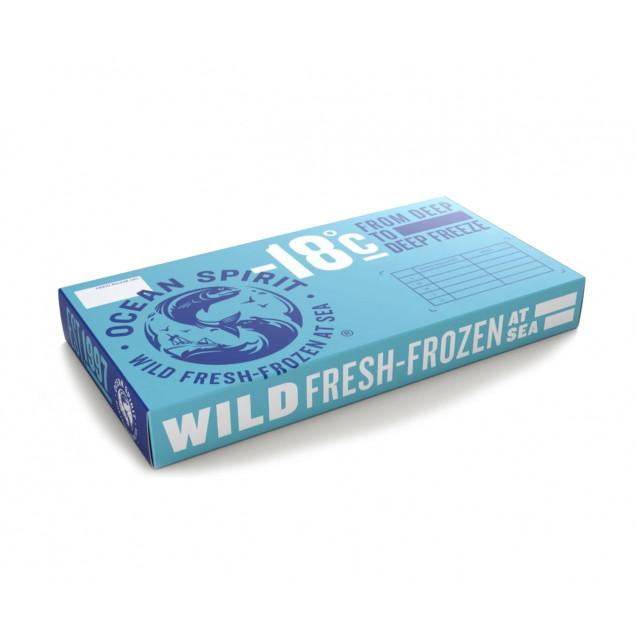 """Креветки северные """"дикие"""" (90+) варено-мороженные, сухой заморозки, Мурманск, 5 кг"""