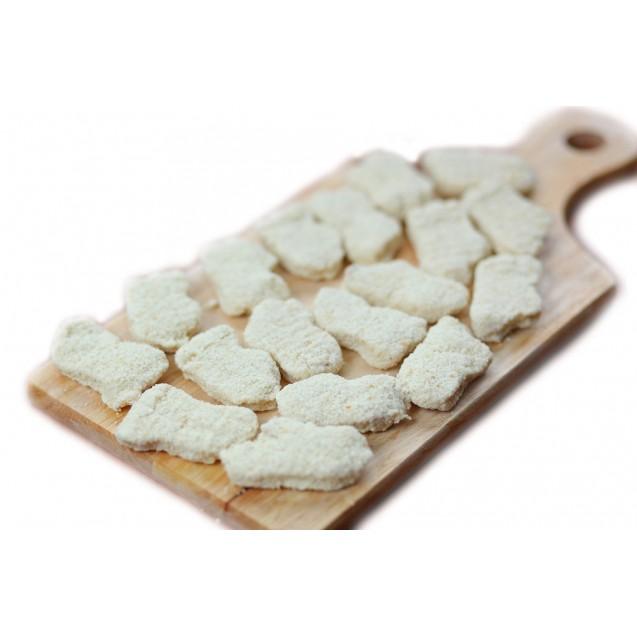 Наггетсы рыбные, из тресковых пород, Мурманск, 3 кг