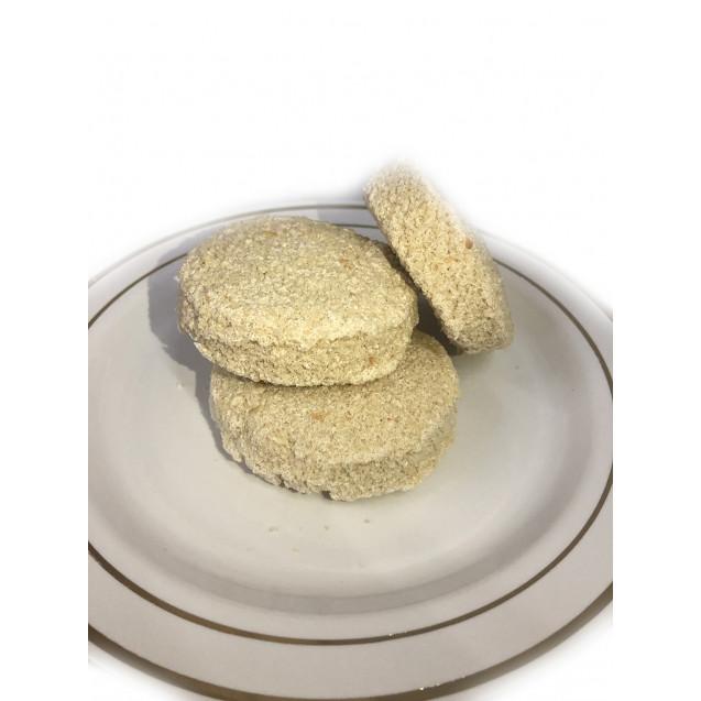 """Шницель рыбный """"тресковый"""" (из тресковых пород), Мурманск, 1 кг"""