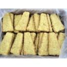 Треугольники лососевые в панировке, обжаренные, замороженные, Россия, 1 кг