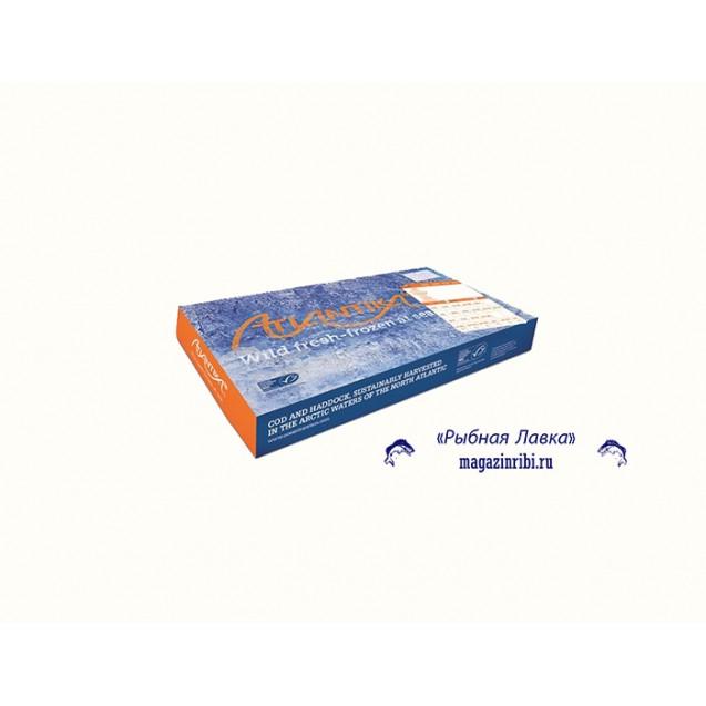 Филе пикши без кожи, проложенное (230-450)  Атлантика, изгот.в море, Мурманск 6.81кг
