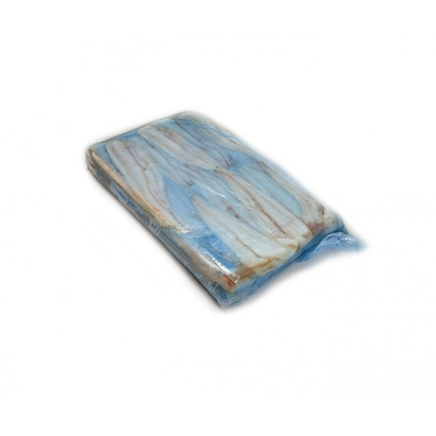 Филе хека без кожи (60-120), изготовлено в море, проложенное (Валаастро) Аргентина, 7кг