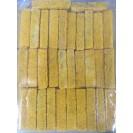 Палочки (филе из минтая изготовленного в море) рыбные в панировке, в ВАКУУМЕ, Россия, 1 кг