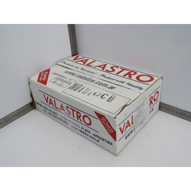 Нототения без головы, проложенная (150-250), изготовлена в море (VALASTRO), Аргентина 1 кг