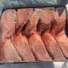 Морской окунь потрошенный, без головы (300- гр.) косой срез, изготовлен в море, Россия 6 кг
