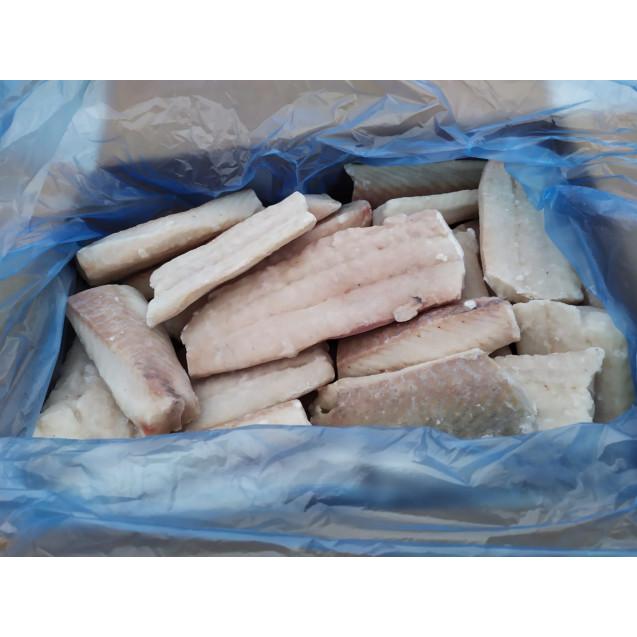 Филе сайды спинка (лоинс), произведено в Мурманске из охлажденного сырья, 5,25 кг