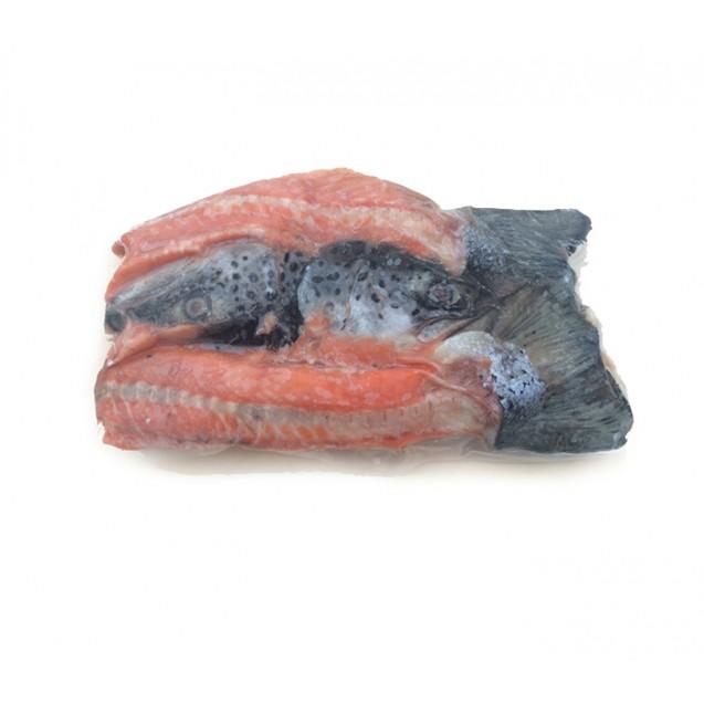 Семга суповой набор (около 2 кг) вакуумная упаковка, Россия, 1 кг