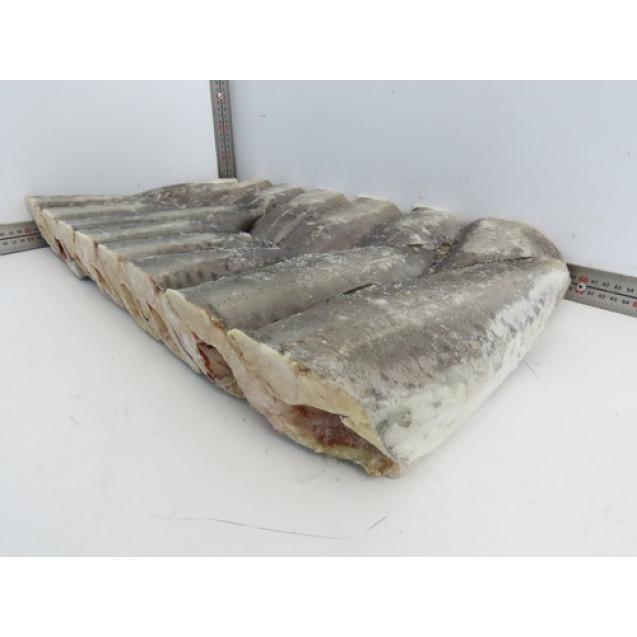 Сериолелла (саворин) тушка (без головы, без хвоста) проложенная (0,5 - 1кг), Аргентина, 1кг