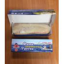 Филе трески спинка, экспортное, крупное, сухой заморозки, Мурманске, 1 кг